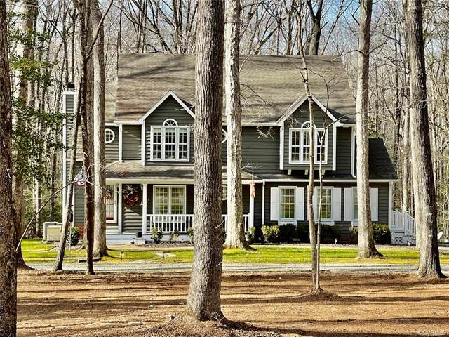 3567 Maidens Road, Powhatan, VA 23139 (MLS #2101475) :: Treehouse Realty VA