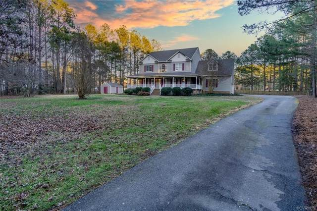 12013 Glen Kilchurn Drive, Chesterfield, VA 23838 (MLS #2101483) :: EXIT First Realty