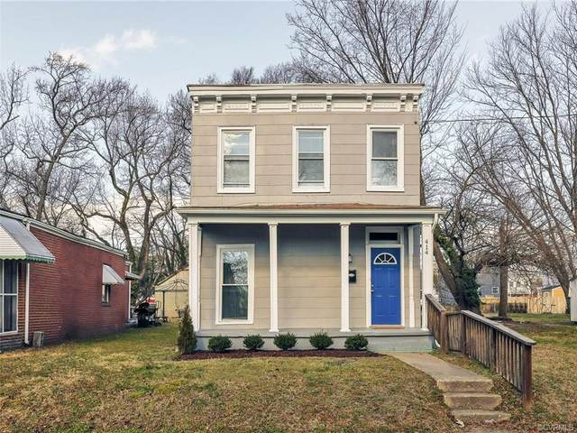 414 Patrick Avenue, Richmond, VA 23222 (MLS #2101486) :: EXIT First Realty