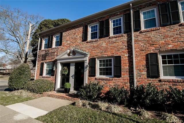 401 N Hamilton Street Ub, Richmond, VA 23221 (MLS #2101487) :: Treehouse Realty VA