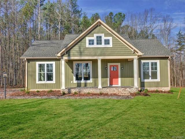 7289 Darlington Heights Road, Farmville, VA 23901 (MLS #2101493) :: EXIT First Realty