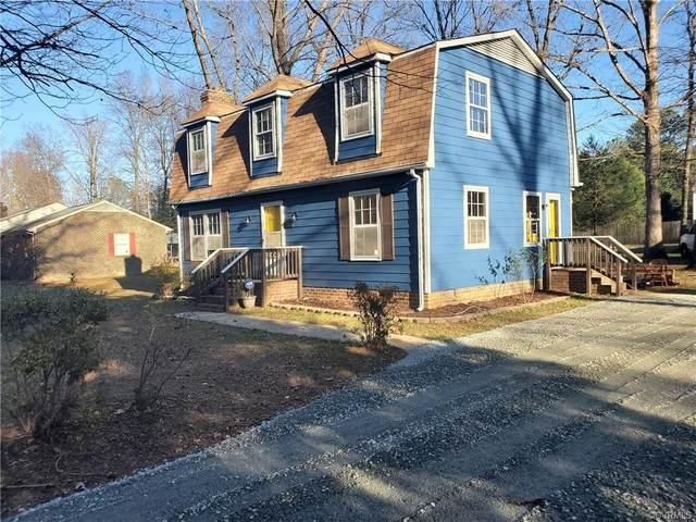 9831 Talleysville Road, New Kent, VA 23124 (MLS #2101511) :: The Redux Group