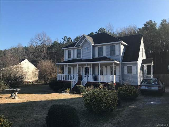 23113 Pheasant Court, Dinwiddie, VA 23803 (#2101515) :: Abbitt Realty Co.