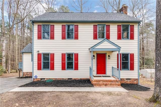 7507 Barkbridge Road, Chesterfield, VA 23832 (MLS #2101528) :: Treehouse Realty VA