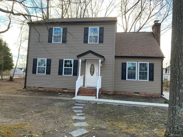 6236 Meadwood Circle, North Chesterfield, VA 23234 (MLS #2101536) :: The Redux Group