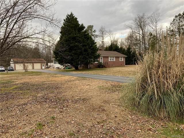 11560 Greenwood Road, Glen Allen, VA 23059 (MLS #2101538) :: EXIT First Realty