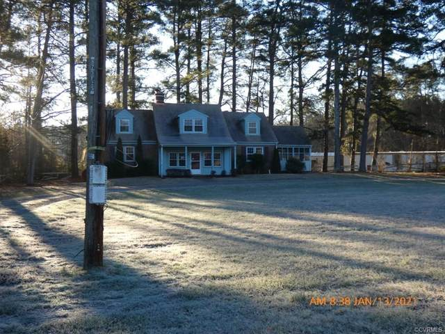 20913 Boydton Plank Road, Mc Kenney, VA 23872 (MLS #2101546) :: The RVA Group Realty