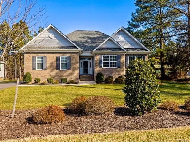 11045 Old Washington Highway, Glen Allen, VA 23060 (MLS #2101565) :: Treehouse Realty VA