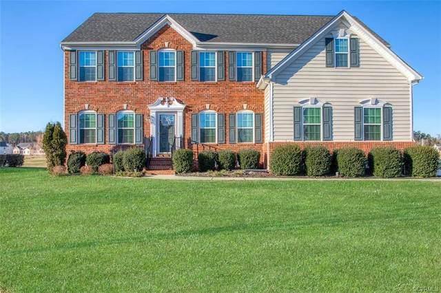 12319 Declaration Avenue, Chesterfield, VA 23836 (MLS #2101568) :: Treehouse Realty VA