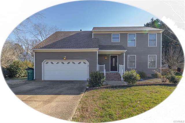 3309 New Castle Drive, Williamsburg, VA 23185 (MLS #2101580) :: The Redux Group