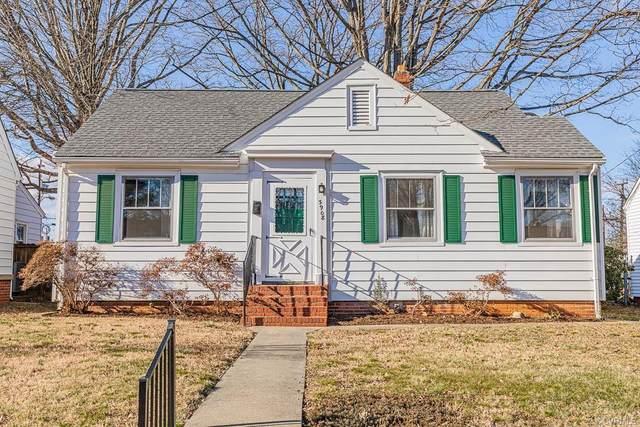 3908 Decatur Street, Richmond, VA 23224 (MLS #2101581) :: Treehouse Realty VA