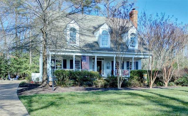 1900 Whittles Wood Road, Williamsburg, VA 23185 (MLS #2101582) :: Village Concepts Realty Group