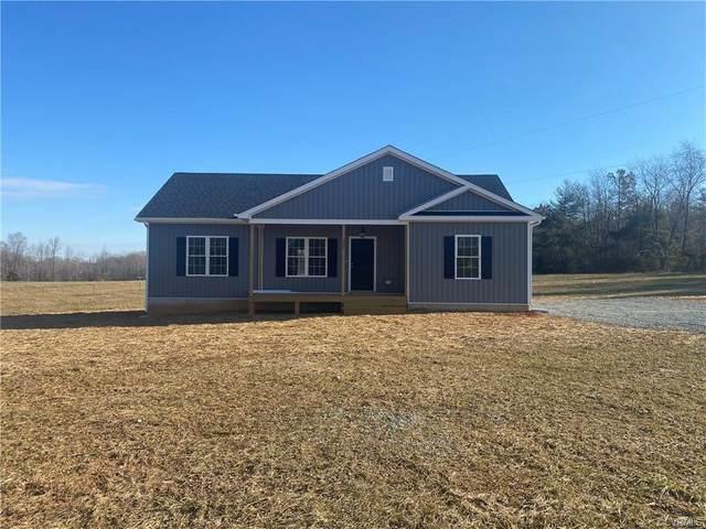 235 Stoney Point Road, Cumberland, VA 23040 (MLS #2101599) :: Treehouse Realty VA