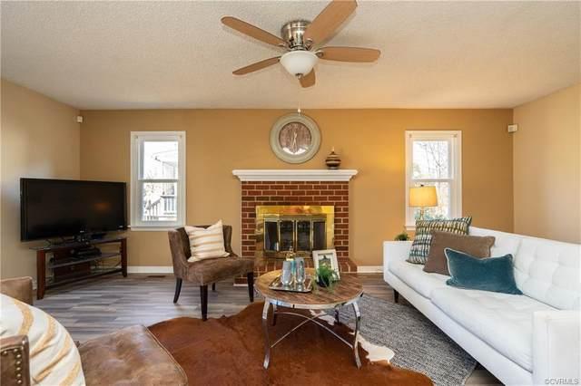 6200 Holly Trace Drive, Chesterfield, VA 23832 (MLS #2101609) :: Treehouse Realty VA