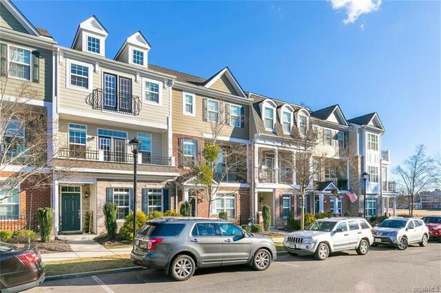 3908 Liesfeld Place, Glen Allen, VA 23060 (MLS #2101610) :: Small & Associates