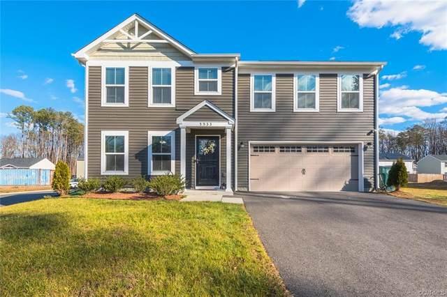5533 Noble Avenue, Richmond, VA 23227 (MLS #2101611) :: Small & Associates