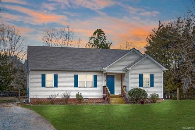 345 Mill Run Avenue, Walkerton, VA 23177 (MLS #2101644) :: Treehouse Realty VA