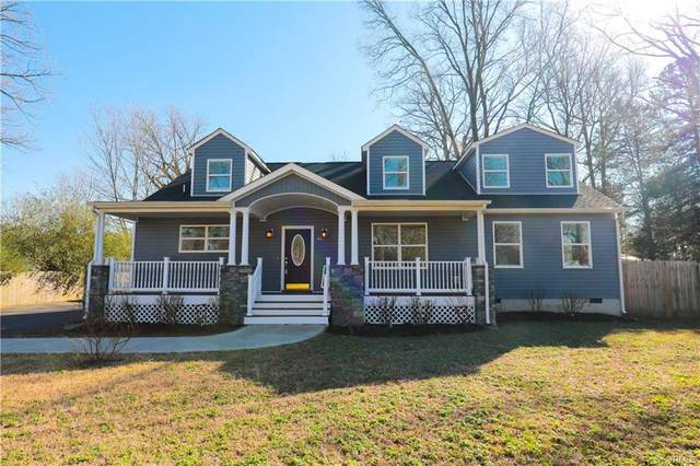 4437 Cogbill Road, North Chesterfield, VA 23234 (MLS #2101660) :: The Redux Group