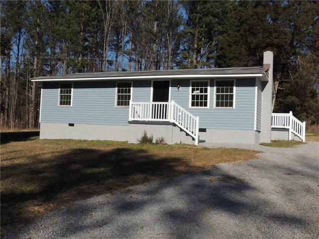 10518 White Oak Road, Ford, VA 23850 (MLS #2101665) :: Treehouse Realty VA