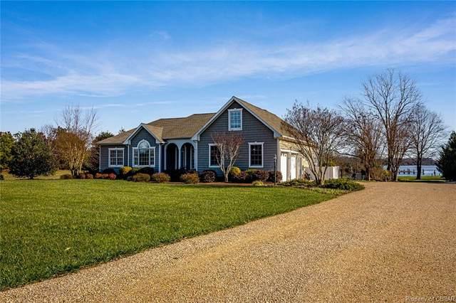 215 Abby Lane, Kilmarnock, VA 22482 (MLS #2101667) :: Treehouse Realty VA