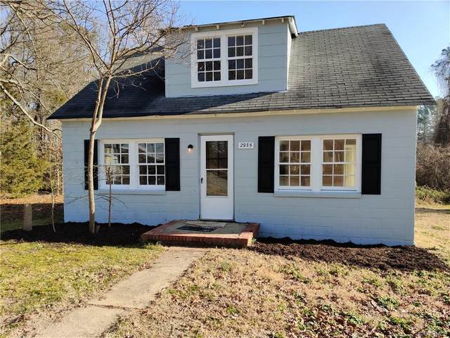 2935 Alcott Road, North Chesterfield, VA 23237 (MLS #2101680) :: The Redux Group