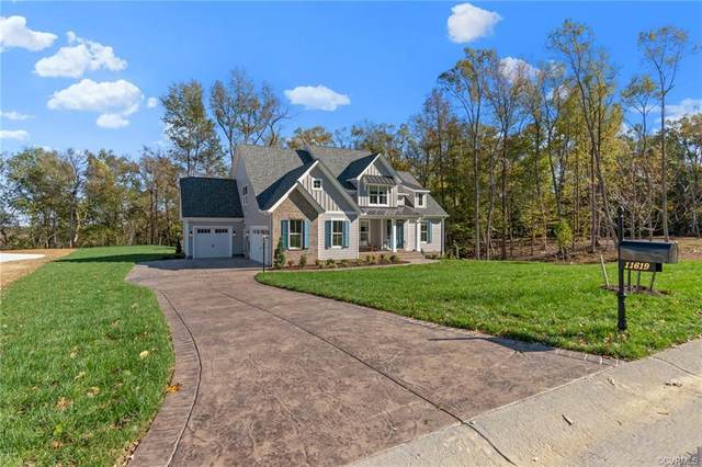 11619 Riverboat Drive, Chester, VA 23836 (MLS #2101685) :: Treehouse Realty VA