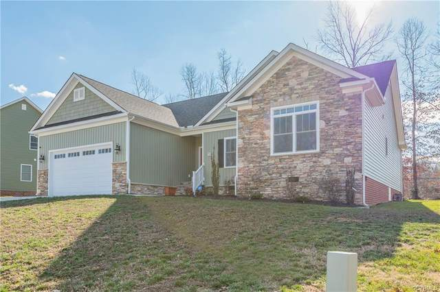 7581 Lynn Creek Drive, North Prince George, VA 23860 (MLS #2101690) :: Treehouse Realty VA