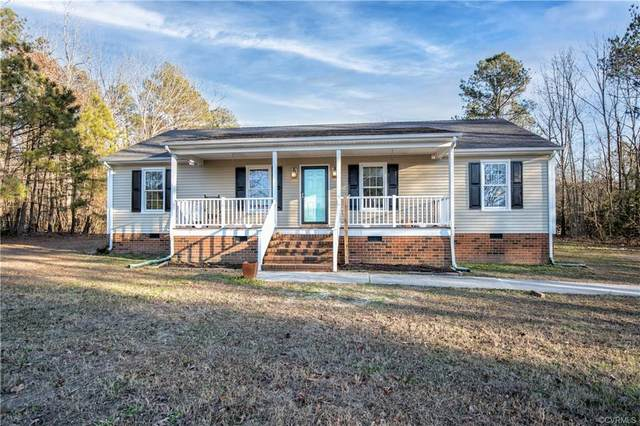 9215 Vaughan Road, North Dinwiddie, VA 23805 (#2101701) :: Abbitt Realty Co.