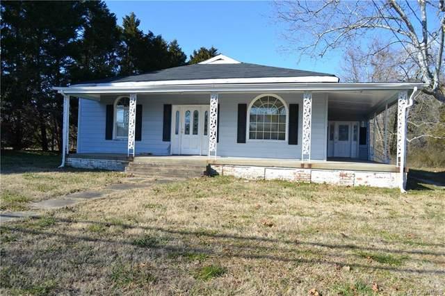 1739 Boydton Plank Road, Petersburg, VA 23805 (MLS #2101705) :: The Redux Group