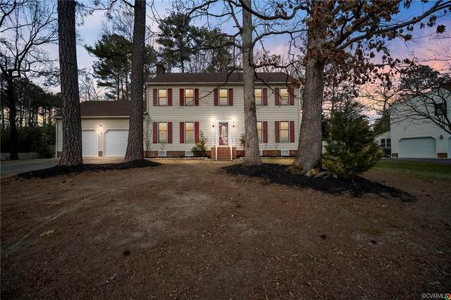 9706 Wildbriar Lane, Henrico, VA 23229 (MLS #2101713) :: Village Concepts Realty Group