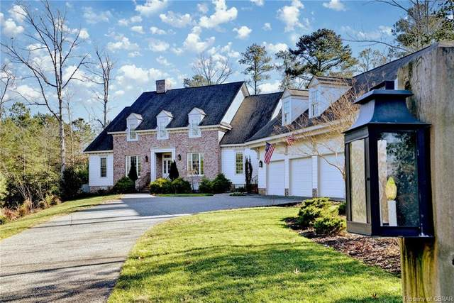 3116 Nathaniels Green, Williamsburg, VA 23185 (MLS #2101715) :: Village Concepts Realty Group