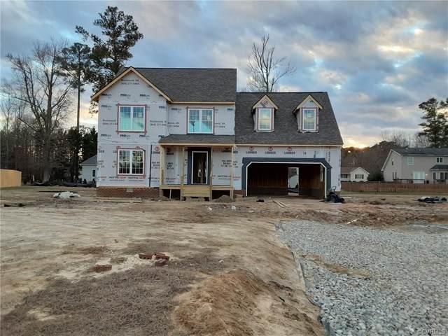 207 Pointers Drive, West Point, VA 23181 (MLS #2101718) :: Treehouse Realty VA