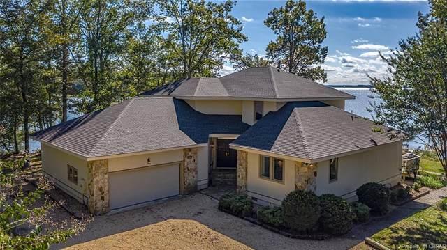 365 Cedar Pointe Drive, Weems, VA 22576 (MLS #2101726) :: EXIT First Realty