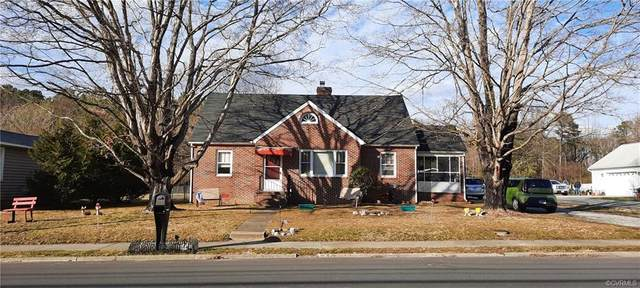 6104 River Road, South Chesterfield, VA 23803 (#2101731) :: Abbitt Realty Co.