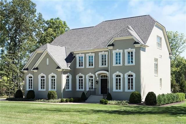 6309 Ellington Woods Drive, Glen Allen, VA 23059 (MLS #2101745) :: Small & Associates
