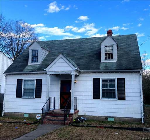 5309 Smith Avenue, Henrico, VA 23228 (MLS #2101747) :: Small & Associates