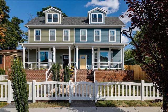 117 E 12th Street, Richmond, VA 23224 (MLS #2101759) :: EXIT First Realty