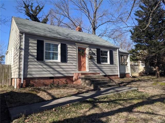 1204 Hillside Avenue, Henrico, VA 23229 (MLS #2101765) :: Treehouse Realty VA