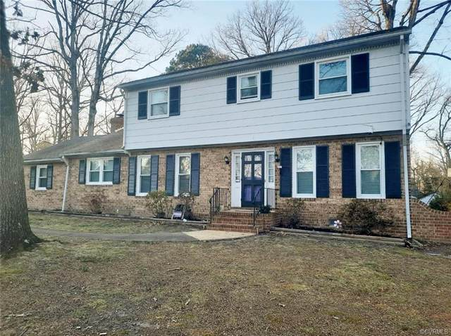 3716 Drakeshire Road, North Chesterfield, VA 23234 (MLS #2101766) :: The Redux Group