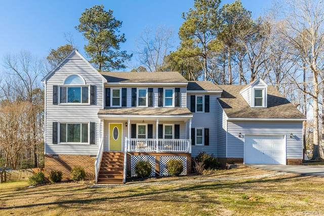 7724 Northern Dancer Court, Chesterfield, VA 23112 (MLS #2101767) :: Treehouse Realty VA