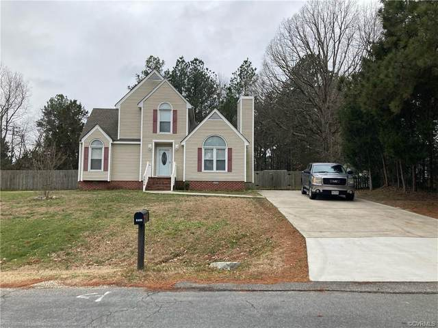 3819 Harrow Drive, Chester, VA 23831 (MLS #2101768) :: Treehouse Realty VA