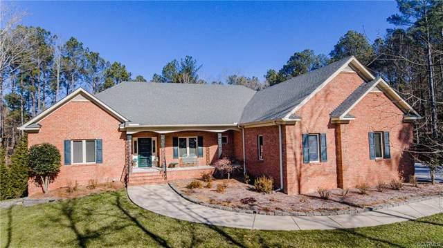13337 Blue Heron Loop, Chesterfield, VA 23838 (MLS #2101780) :: Treehouse Realty VA