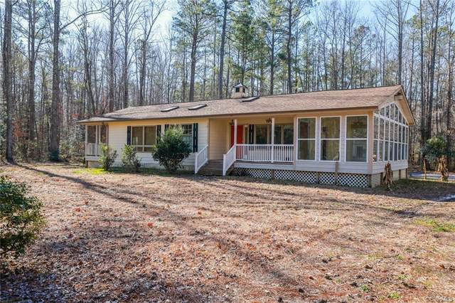 8961 Old River Road, New Kent, VA 23124 (MLS #2101801) :: Treehouse Realty VA