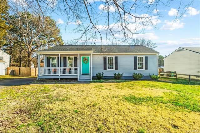 8925 Deerwater Road, North Chesterfield, VA 23237 (MLS #2101802) :: Small & Associates