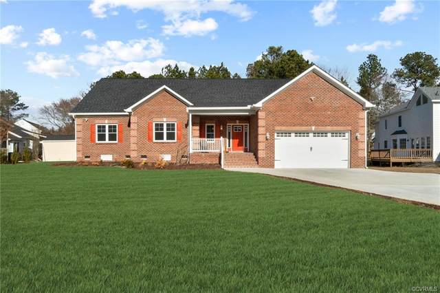5506 Country Manor Lane, North Chesterfield, VA 23234 (MLS #2101804) :: The Redux Group