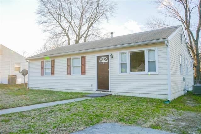 2305 Norfolk Street, Hopewell, VA 23860 (MLS #2101810) :: Treehouse Realty VA