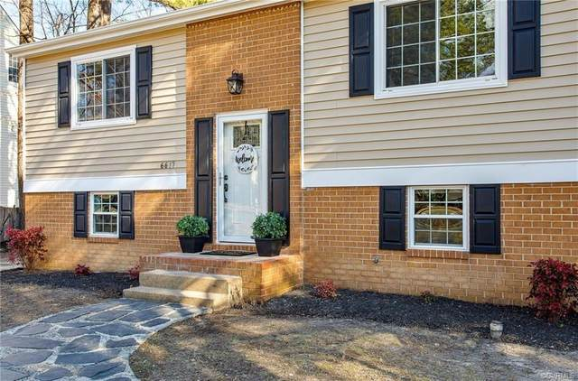 6617 Dellwood Street, Henrico, VA 23228 (MLS #2101814) :: Treehouse Realty VA