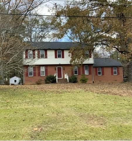 406 Beecham Drive, Henrico, VA 23227 (MLS #2101820) :: Treehouse Realty VA