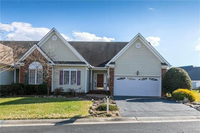 165 Carriage Point Lane, Glen Allen, VA 23059 (MLS #2101840) :: EXIT First Realty