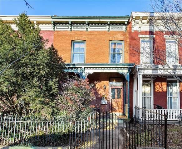 816 W Clay Street, Richmond, VA 23220 (MLS #2101863) :: Small & Associates